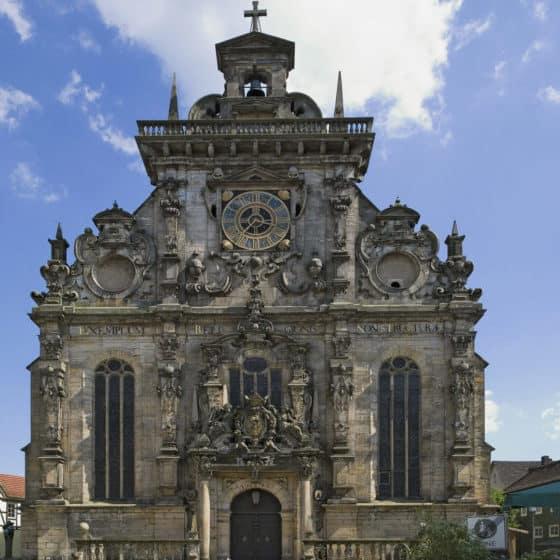 Stadtkirche Bückeburg im Schaumburger Land