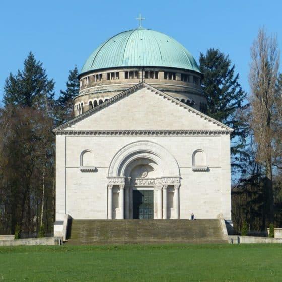 Mausoleum Bückeburg in der Nähe der Seniorenresidenz Rosengarten