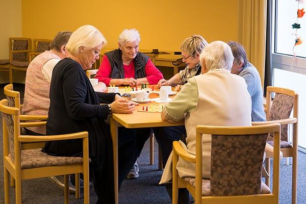 Spiele in der Residenz Rosengarten