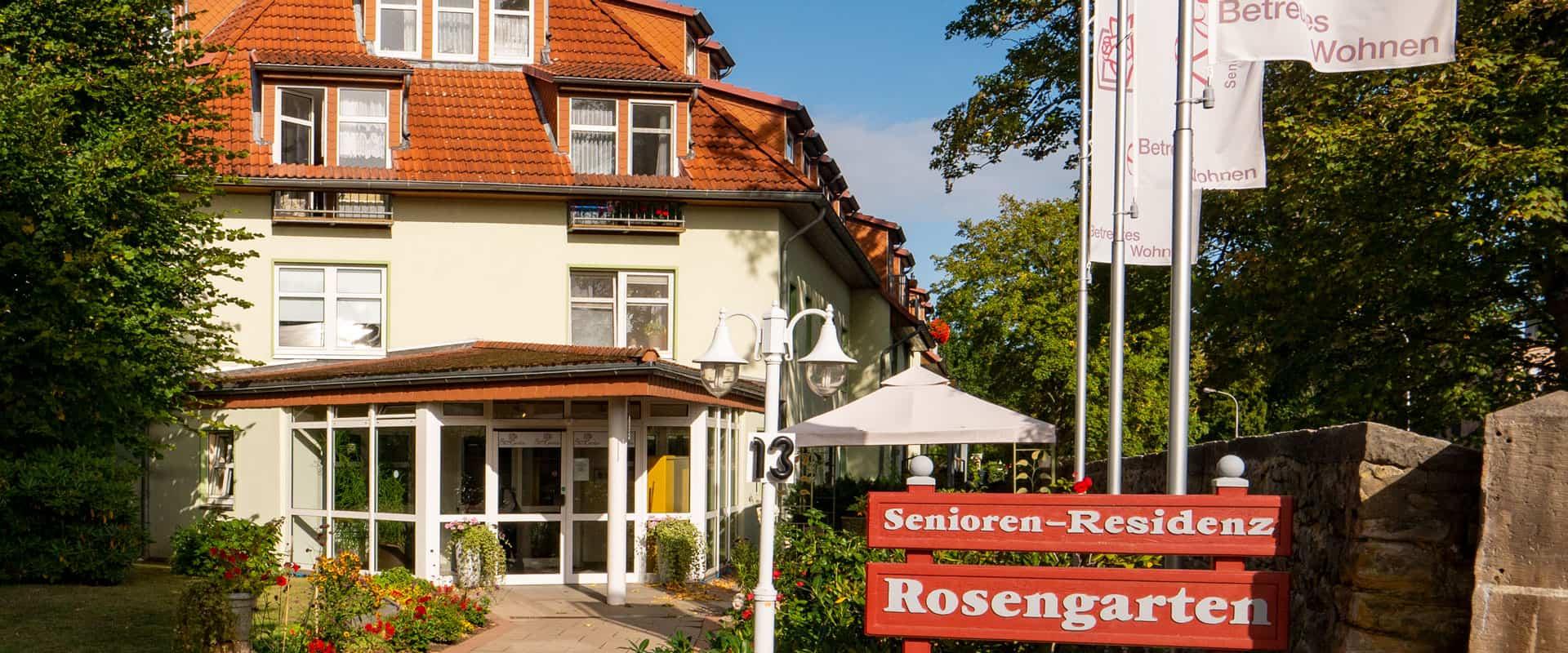 Seniorenresidenz Bückeburg - Ihre Wohnanlage im Schaumburger Land